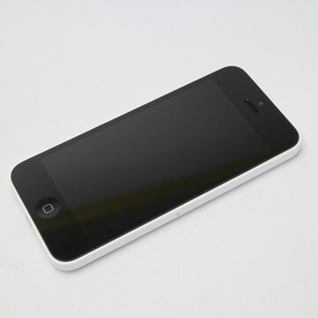 ●安心保証●超美品●au iPhone5c 16GB ホワイト●白ロム