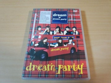 Dream (DRM) DVD「dream party」ドリーム アイドル●