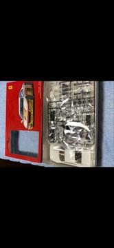 フジミ1/24フェラーリ348tbスーパーカー選手権チャンピオンカー