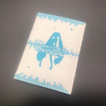即決 初音ミク Project DIVA Arcade パスケース