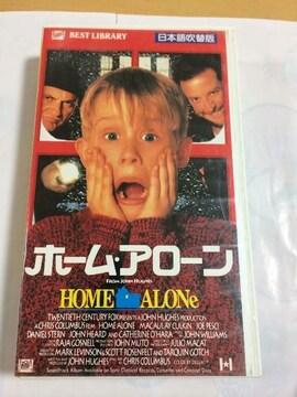 ホームアローン ビデオ vhs 日本語吹替 パッケージ付き