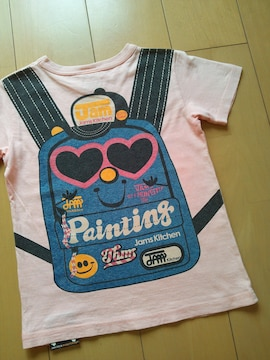 中古スーパーポップリュックTシャツ130JAM