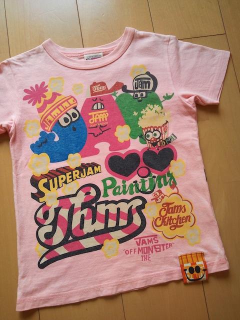 中古スーパーポップリュックTシャツ130JAM < ブランドの