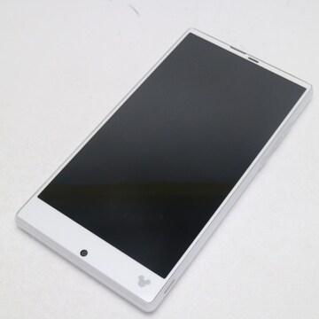 ●超美品●SH-02G Disney Mobile スパークリングホワイト●