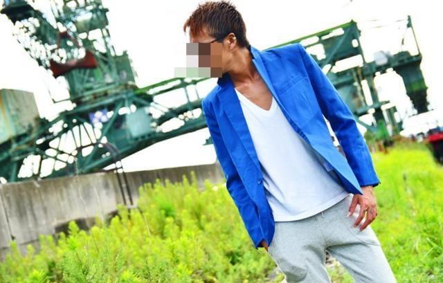 1ボタンテーラードジャケット◆JSBサロンビター < 男性ファッションの