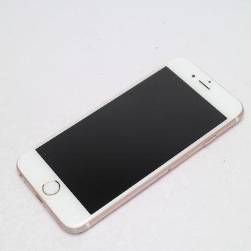 ●安心保証●良品中古●au iPhone6S 128GB ローズゴールド●