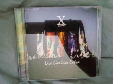 X JAPAN「Live Extra」廃盤 YOSHIKI