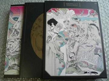 BUCK-TICK【TOUR2010 go on the RAZZLE DAZZLE】初回盤/2DVD+CD