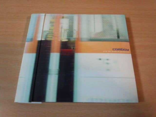 comboy CD「WITH THE IMAGE OF PERFECTION」パンク●  < タレントグッズの