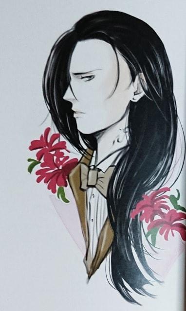 BANANA FISH「DRESS CODE」【オマケ付】 < アニメ/コミック/キャラクターの
