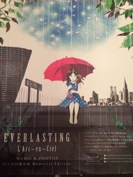 激安!超レア!☆L'Arc-en-Ciel/EVERLASTING☆original盤/超美品!