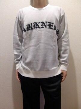 送料無料☆BROWNY☆DARKNESギャングスタセーター☆L