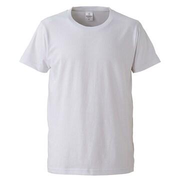 4.7オンス ファインジャージー Tシャツ ホワイト XLサイズ