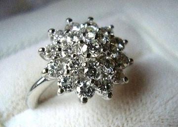 ■■ハットリセイコー 1.01ctのダイヤ