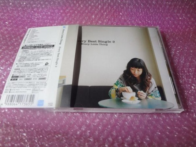 Every Little Thing Every Best Single 2  < タレントグッズの