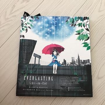 ラルクアンシェルeverlasting初回限定CD+写真集L'arc新品同様