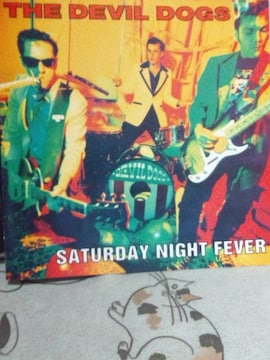 CD DEVIL DOGS /SATURDAY NIGHT FEVER (ロックンロール/パンク)
