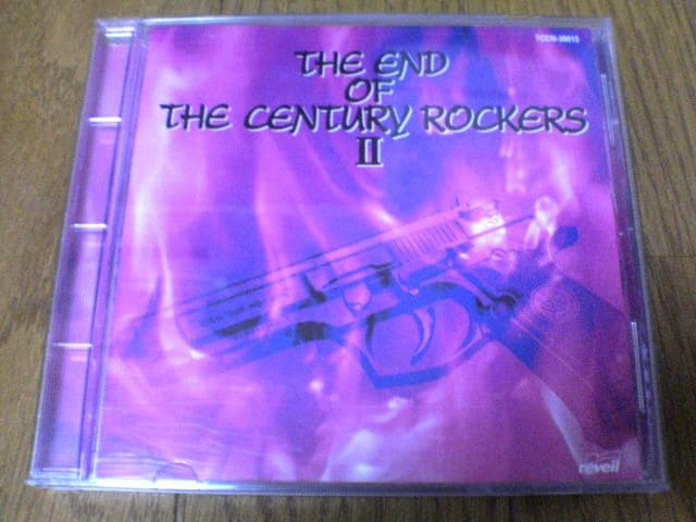 CD THE END OF THE CENTURY ROCKERS 2廃盤  < タレントグッズの