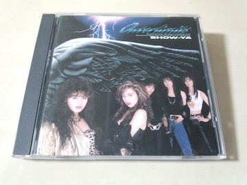 SHOW-YA CD「OUTERLIMITS アウターリミッツ」ショーヤ●