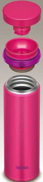 水筒 真空断熱ケータイマグ 350ml ラズベリー < レジャー/スポーツの