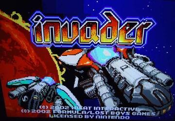 GBA invader インベーダー シューティング カセットのみ