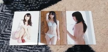 元SKE48松井玲奈☆生写真〜まとめ売り7枚セット!