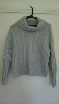 INGNI*タートルネックニットセーター