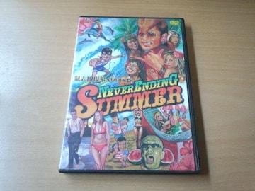氣志團DVD「氣志團現象番外編 NEVER ENDING SUMMER」●