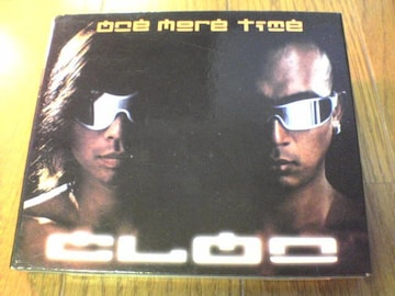 CLON CD 2集 ONE MORE TIME 韓国K-POP★