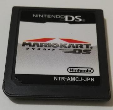 DS[マリオカートDS]ソフトのみ 動作確認済み