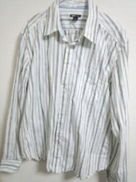 H&M ストライプシャツ