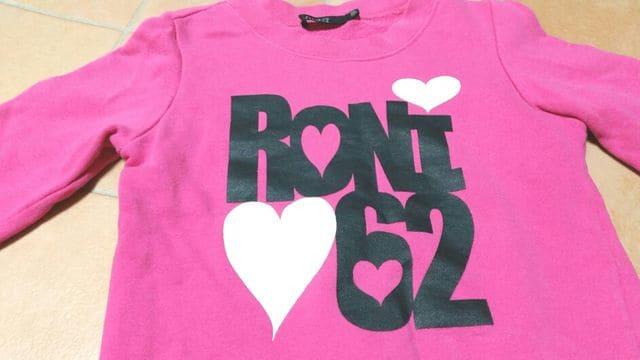 【中古】RONI★トレーナー(SM) < ブランドの