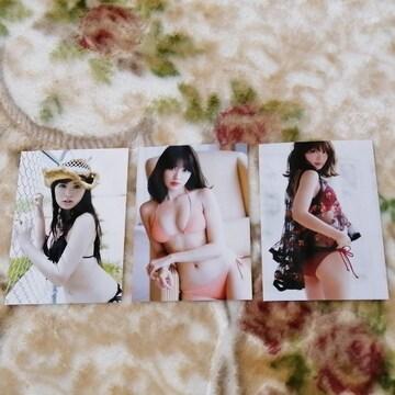 最終値下げ!元AKB48小嶋陽菜☆生写真〜まとめ売り12枚セット!