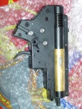 M16M4スタンダード電動ガンメカボックスカスタムブラックボックス補修パーツ