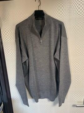 ZEALZIP MAXIMUM アクリルウールジップセーター3 L美品
