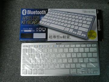 Bluetooth「ワイヤレスキーボード」(B27)