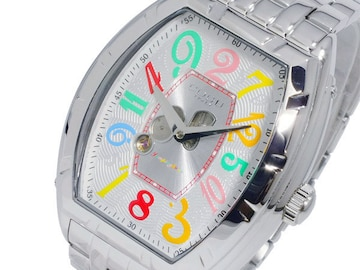 コグ ジャンピングアワー 自動巻き 腕時計 JH7M-WCL