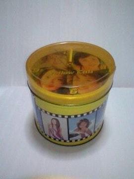 イエローキャブの缶詰めキャブ缶 開封品