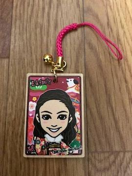 NEW YEAR 2018 かるたストラップ E.G.family E-girls Happiness 楓