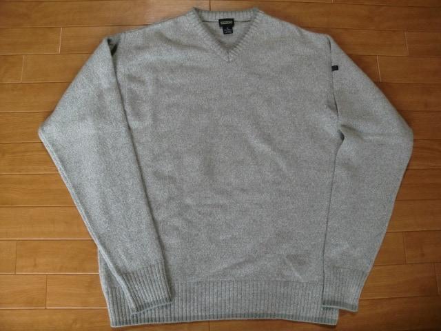 AIGLE エーグル セーター ニット XL  < ブランドの