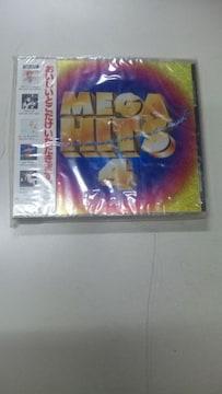 MEGA HITS 4 ホイットニー・ヒューストン新品CD定価2500円