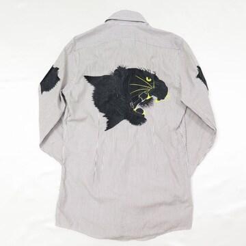 ドルチェ&ガッバーナ タイガー シャツ 39 虎刺繍 ドルガバ スカジャン