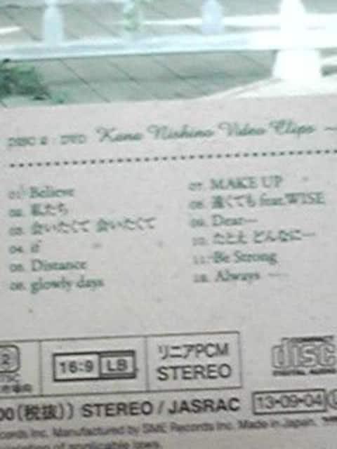 西野カナLove Collection mint 初回限定盤 特典付き 美品 即決 < タレントグッズの