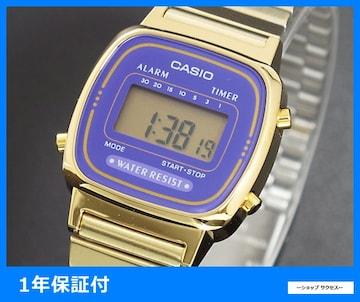 新品 即買い■カシオ デジタル レディース 腕時計 LA670WGA-6