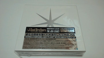 J soul Brothers from EXILE TRIBE THE JSB LEGACY 初回 CD+2DVD