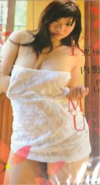グラビアDVD/内野未来/究極乙女・Pretty Girl,Lovely Days/新品