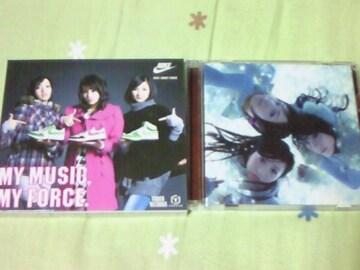 CD+DVD Perfume Baby cruising Love/マカロニ タワレコ限定盤