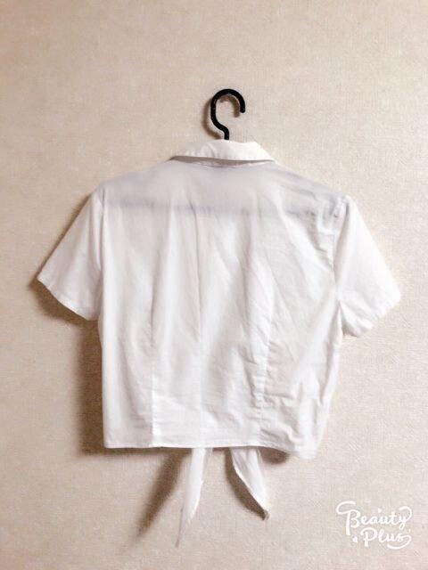 新品!Forever21☆前結びシャツ < ブランドの
