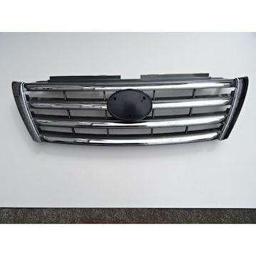トヨタ GX460ルックグリル メッキxグレー カメラ無し車用 ランクルプラド150系
