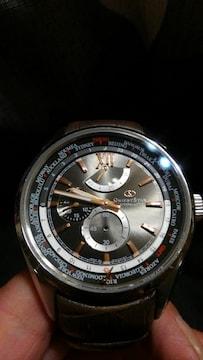 自動巻き腕時計 ORIENT  ORIENTスター 難あり